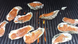 Grilled Oysters 2
