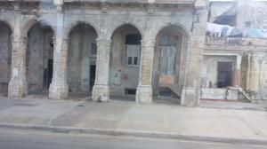 Cuba ruins