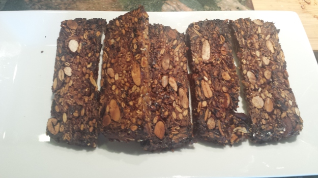 Oat Nut Bars 11