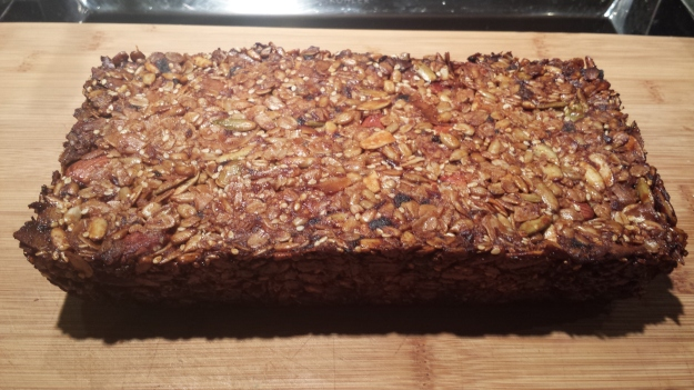 Oat Nut Bars 2