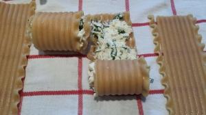 Lasagne pinwheels 12