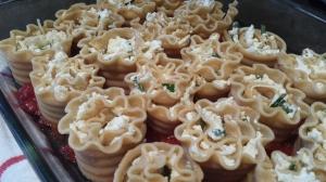 Lasagne pinwheels 9