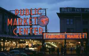 Seattle Pike-Place-Market