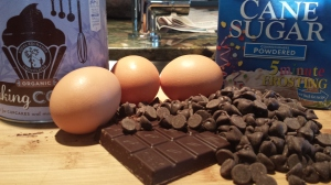 Flourless Chocolate Brownie Cookie2