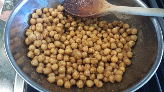 Roasted Garbanzos 3