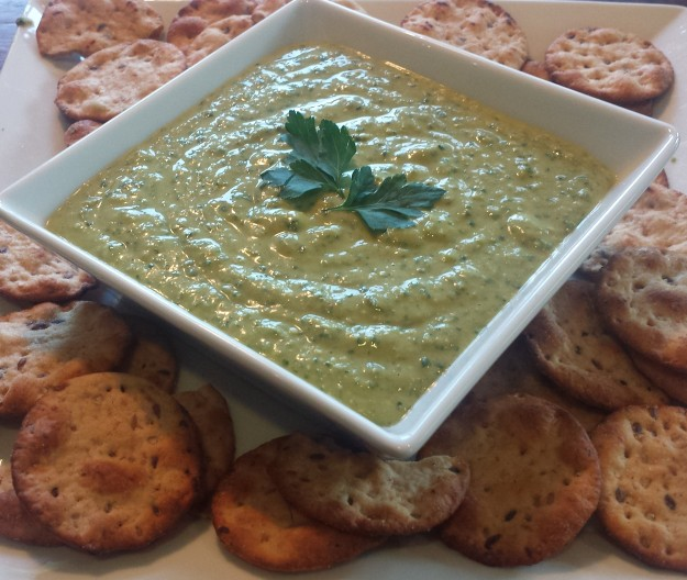 White Bean and Kale Dip4