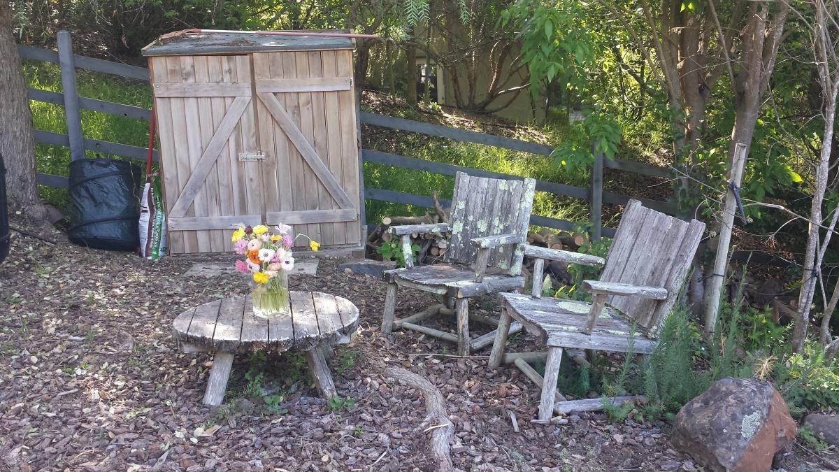 Creative vegetable garden ideas goodmotherdiet for Creative vegetable garden designs