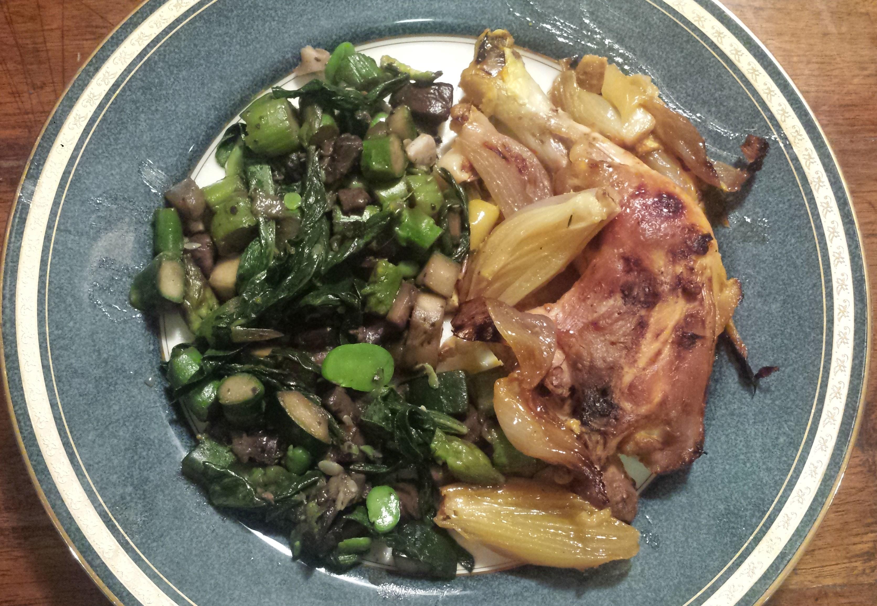 Roasted Chicken1