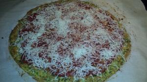 Zucchini Crust Pizza3