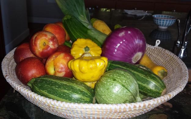 Grilled Vegetables7