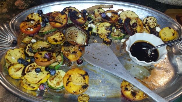 Grilled Vegetables9