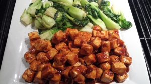Tofu and Bok Choy1