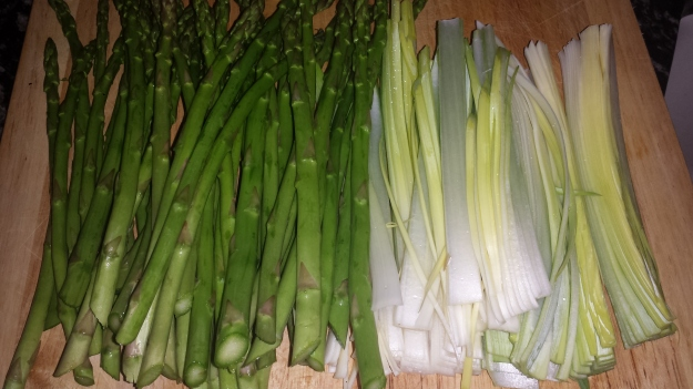 Asparagus and Leeks5