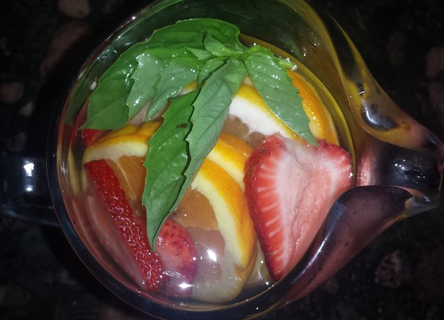 Citrus Strawberry Infused Water1