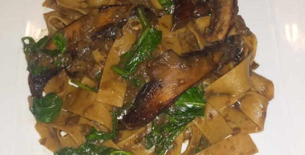 Mushroom Pappardelle8
