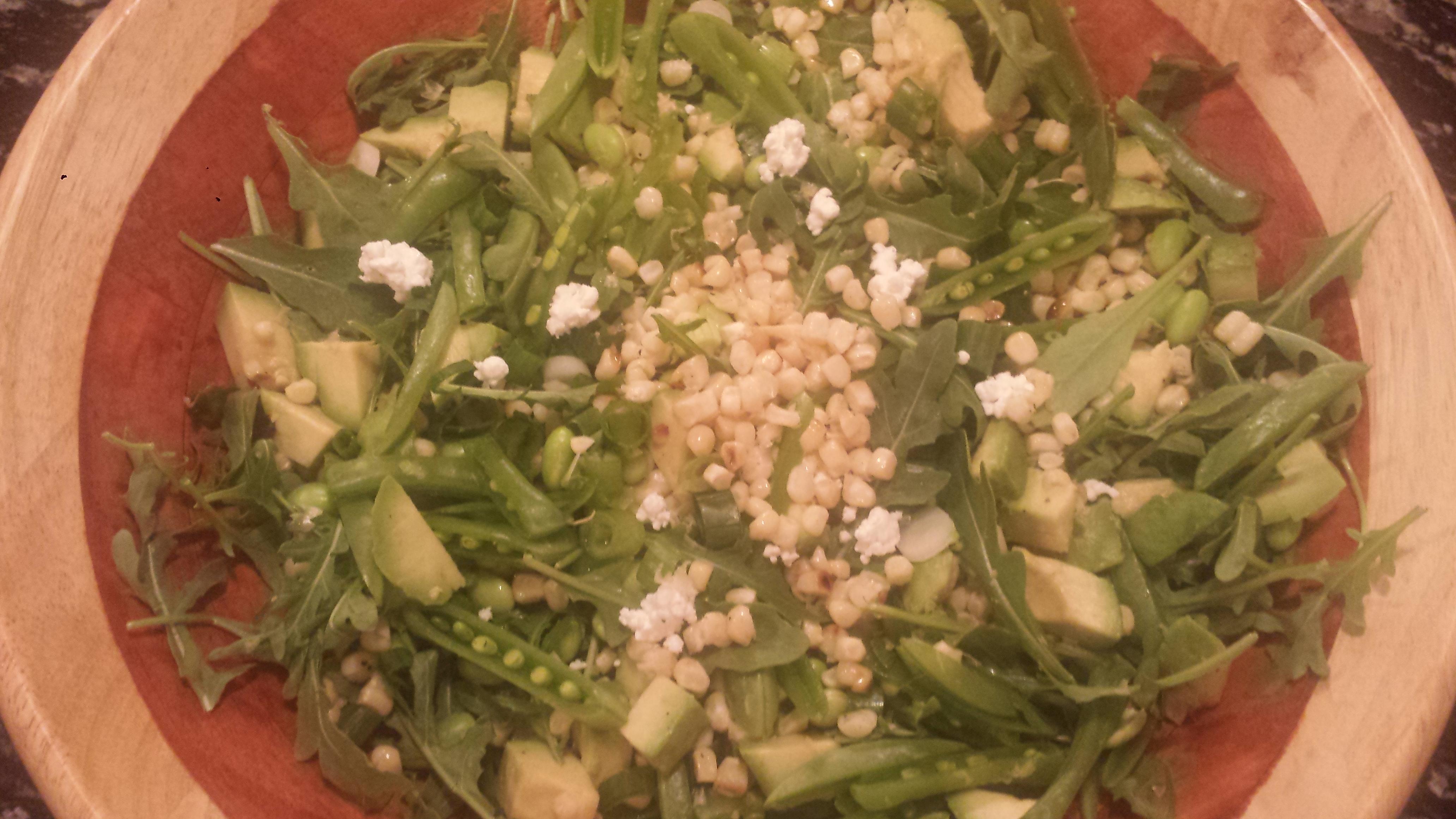 Arugula Salad8