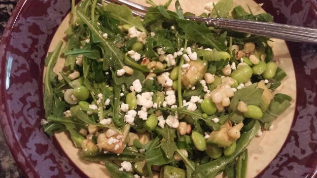 Arugula Salad9
