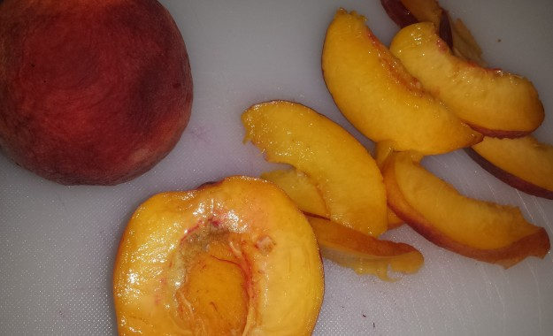 Beet Peach Salad8