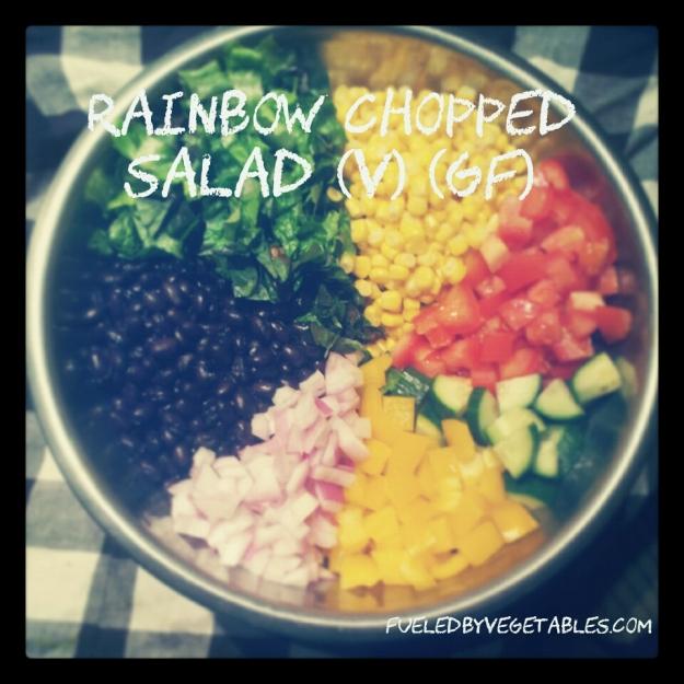 Chopped Salad13