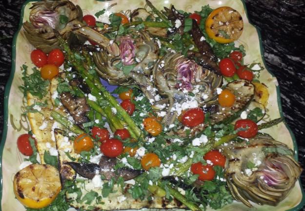 Grilled Veggies1