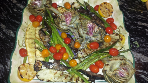 Grilled Veggies3