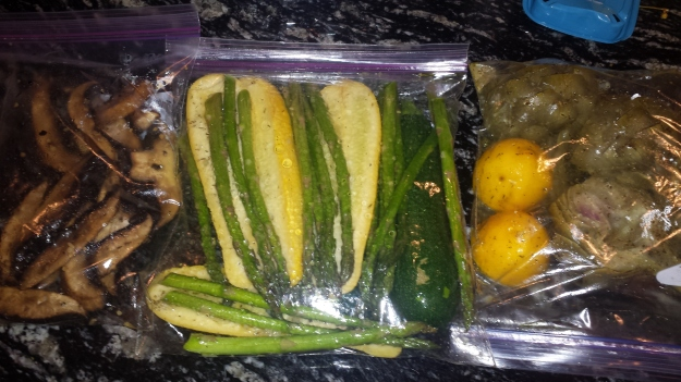 Grilled Veggies7