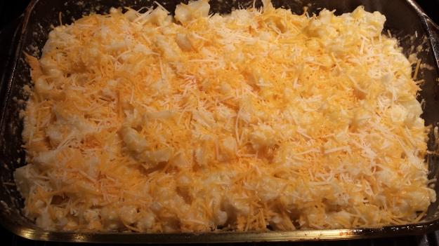 Cauliflower Mac Cheese11