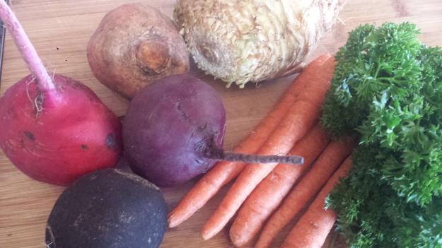 Root Vegetable Slaw1