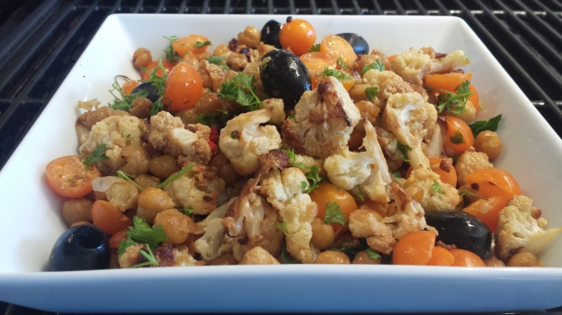 Cauliflower and Garbanzo13