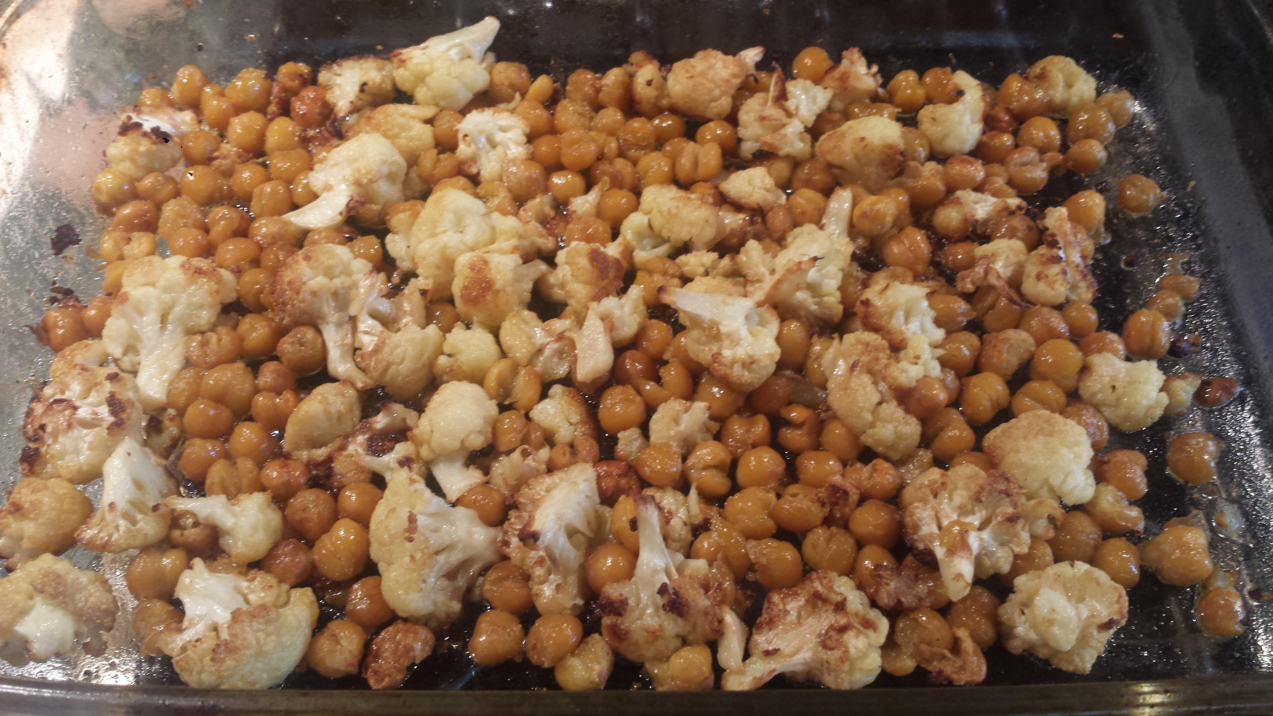 chickpeas and olives roasted cauliflower roasted cauliflower chickpeas ...