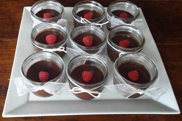 Chocolate Mousse13