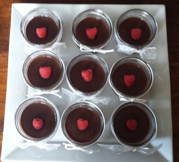 Chocolate Mousse14