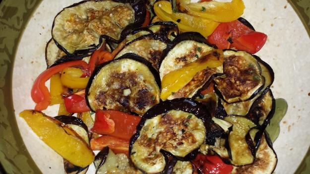 Eggplant Salad11