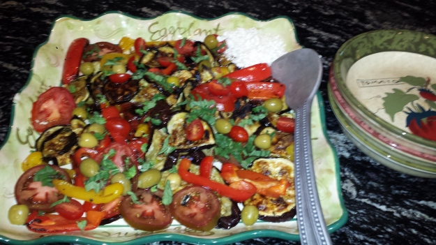 Eggplant Salad3