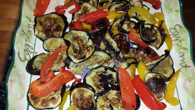 Eggplant Salad8