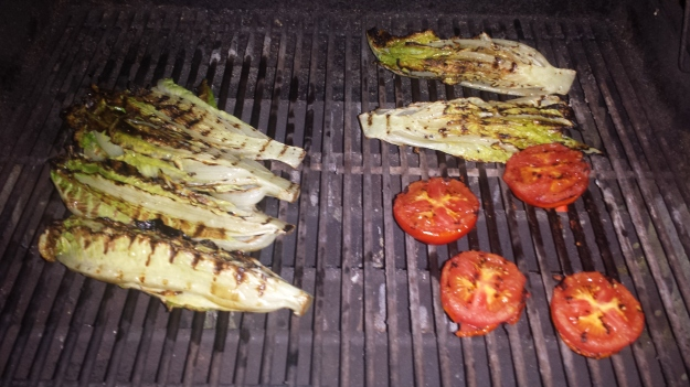 Grilled Romaine10