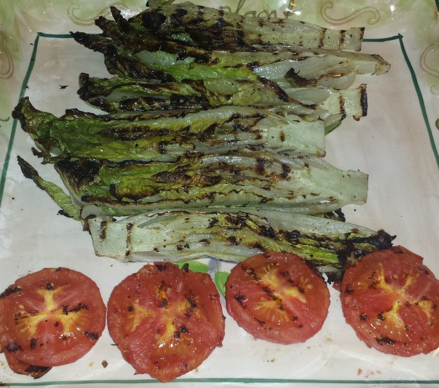 Grilled Romaine13