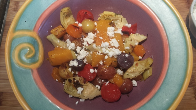 Roasted Vegetables1