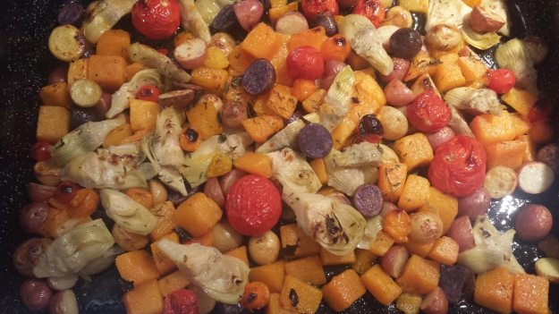 Roasted Vegetables2