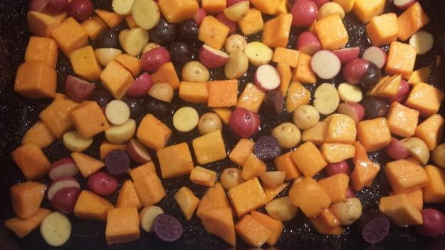 Roasted Vegetables5