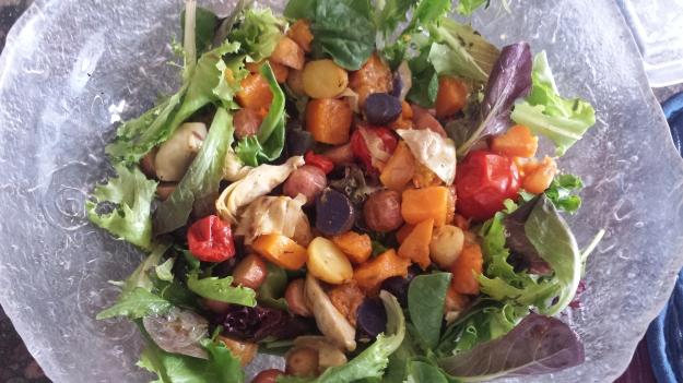 Roasted Vegetables9