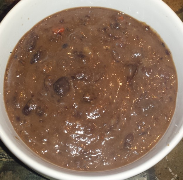 Black Bean Soup13