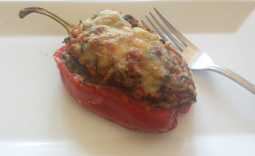 Quinoa Stuffed Peppers17