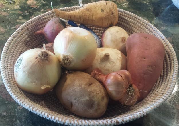 Root Vegetable Tian10