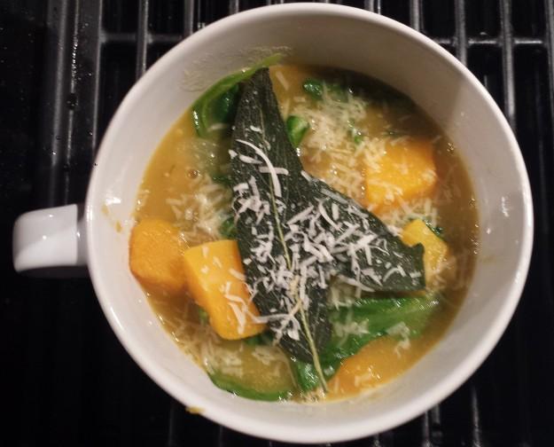 Autumn Harvest Soup11