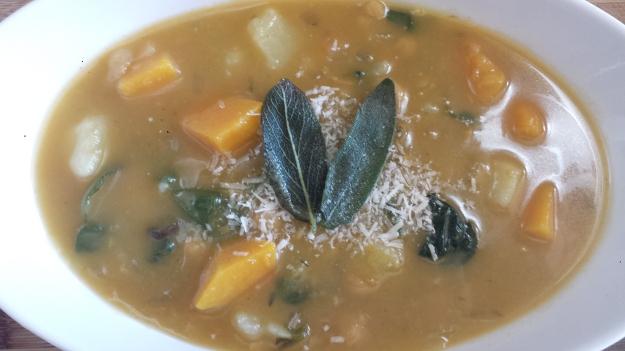 Autumn Harvest Soup12