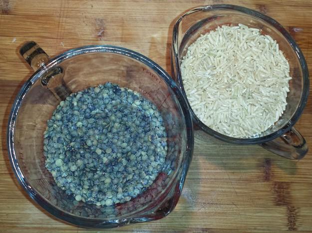 Lentil Rice Pilaf1