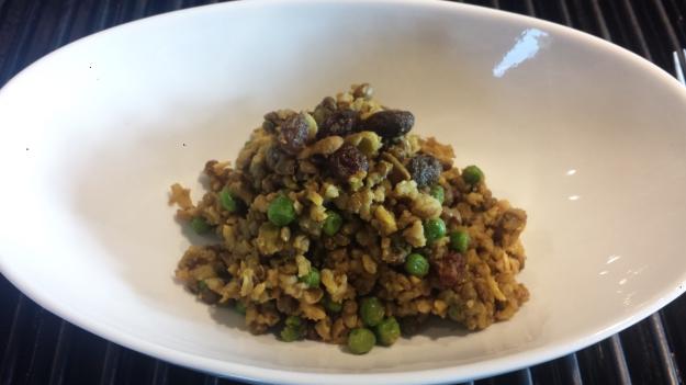 Lentil Rice Pilaf11
