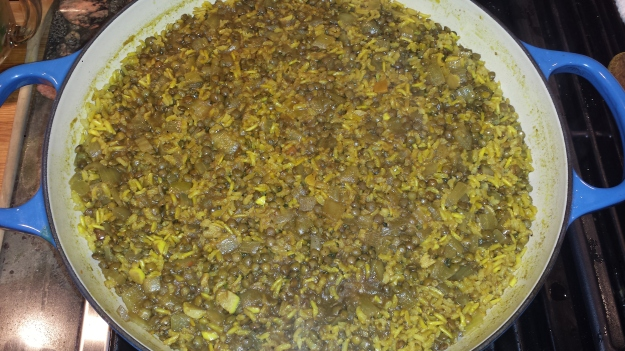 Lentil Rice Pilaf6