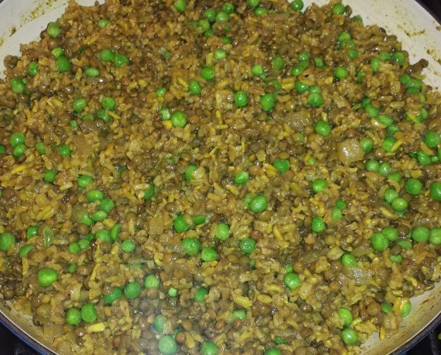 Lentil Rice Pilaf7